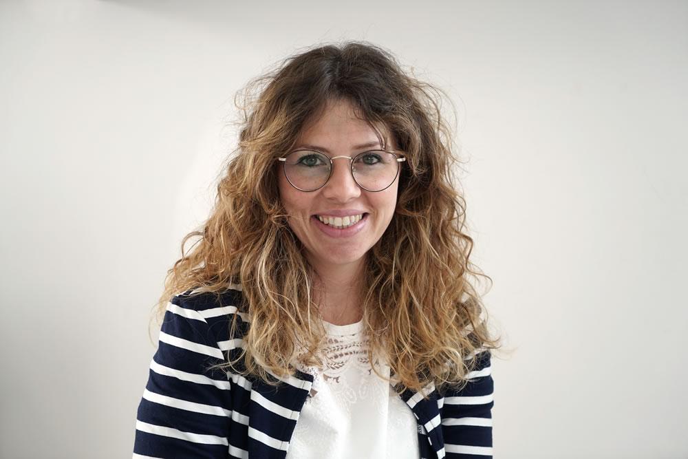 Sabrina Vino - Operatrice Socio-Sanitaria