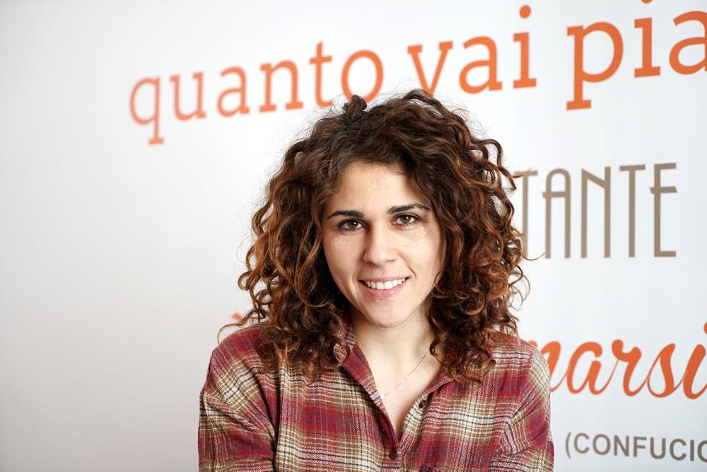 Rossana Chiapparino - Educatrice